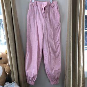 I AM GIA Pastel Pink Cobain Pants